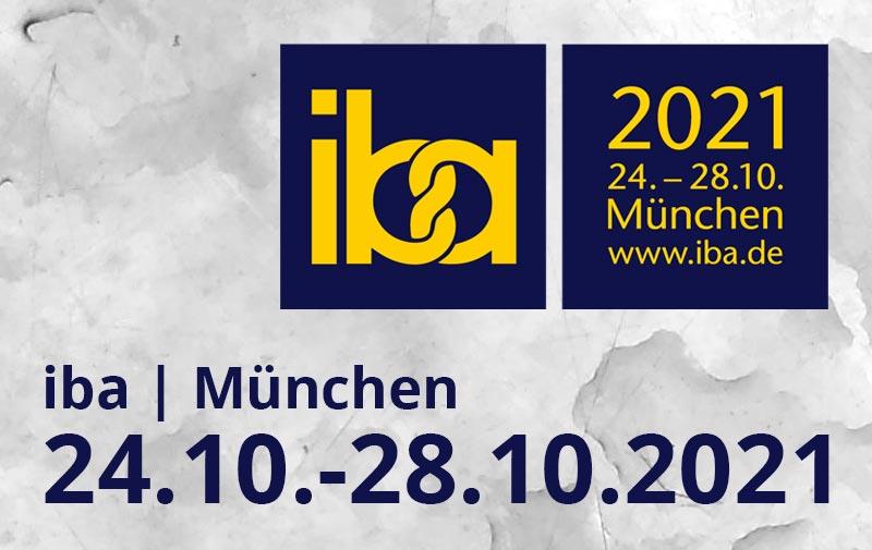 Messe IBA 2021
